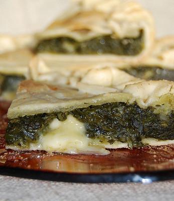 Erbazzone al formaggio – Scarpazzon