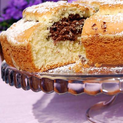 """Mungana"" -Torta marmorizzata"