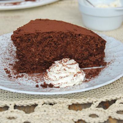 La torta cocco e cioccolato di Donna Hay