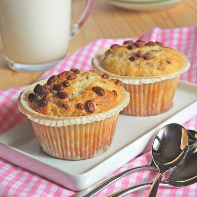 Muffins Choco Rice