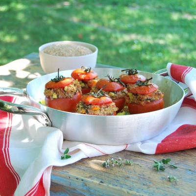 Una ricetta di famiglia: Pomodori Ripieni!