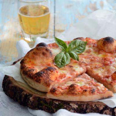 Pizza al Piatto – Cotta nel Forno al Legna