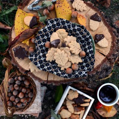 Biscotti di Nocciole- Senza Lattosio