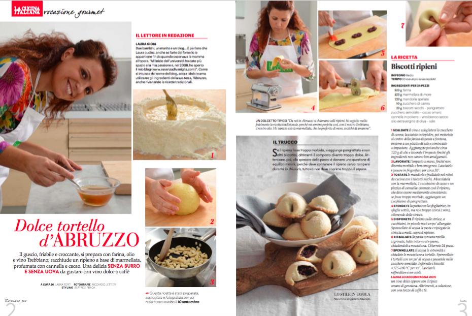 Collaborazioni_La Cucina Italiana