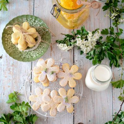 Biscotti di Riso con Miele -senza glutine e senza lattosio