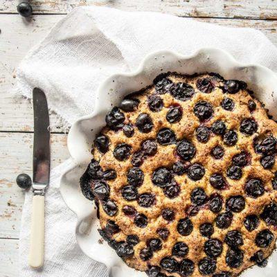 La Bertolina – La Torta con l'uva fragola