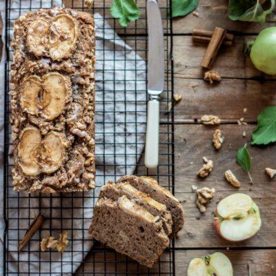 Pan di Mele- Apples bread